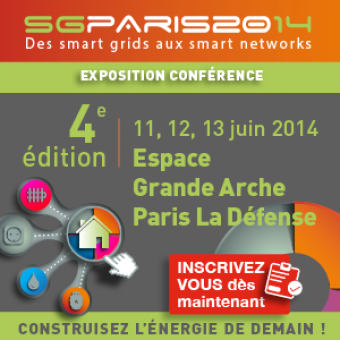 Smart Grids Paris 2014 : S2F Network invente le réseau intelligent